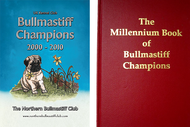 The Northern Bullmastiff Club Book Of Champions